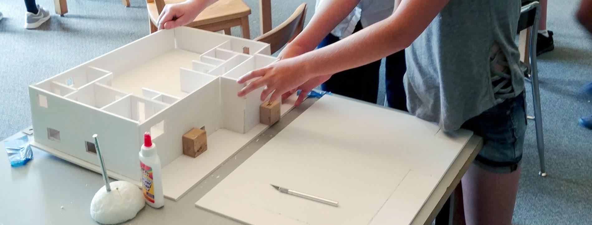 3D Architecture Camp