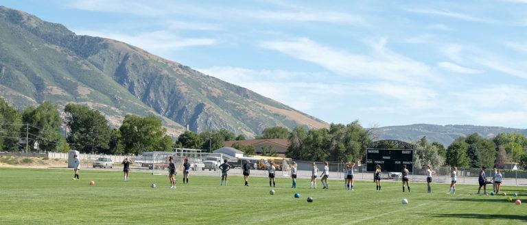 Utah Soccer Camp