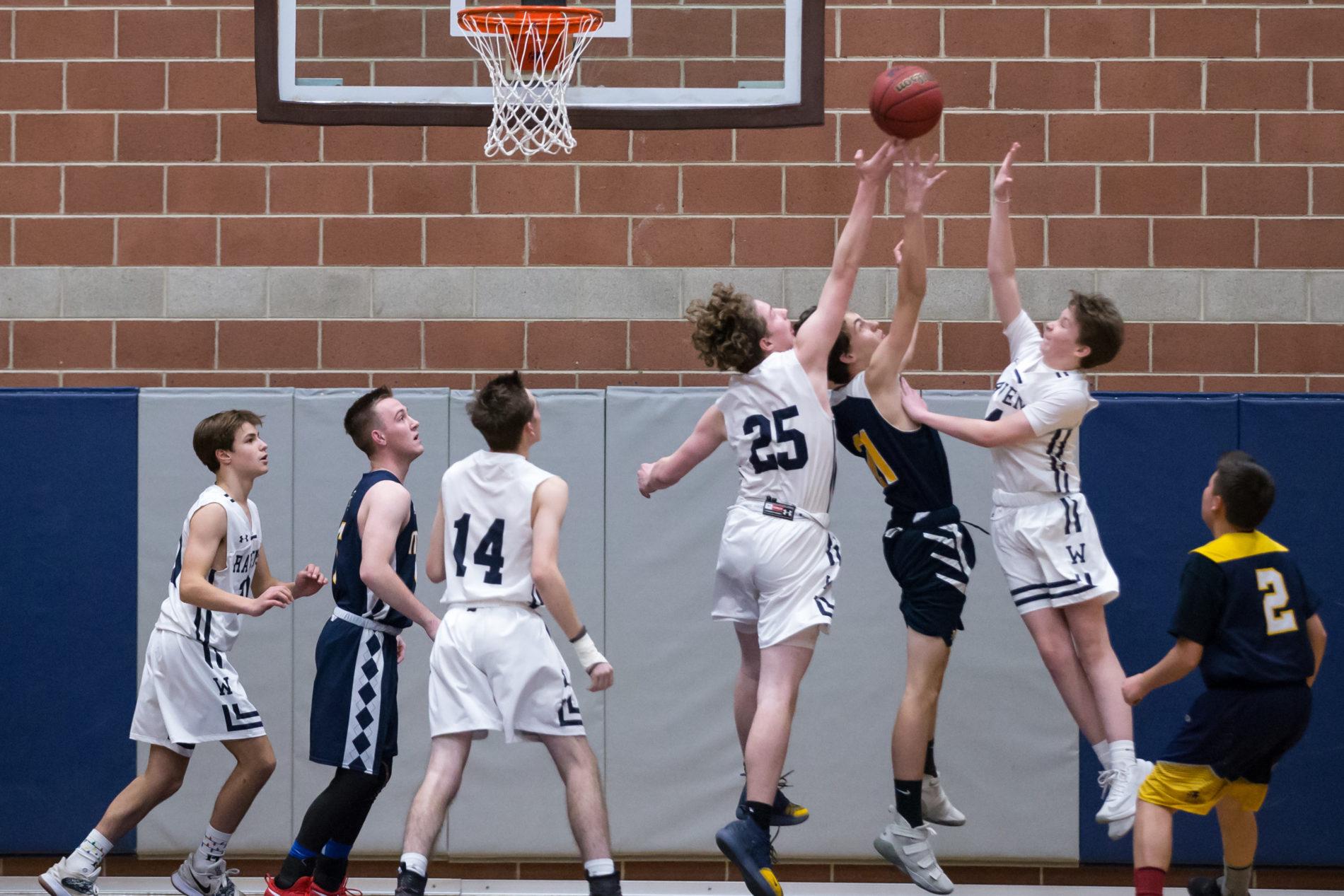 Boys Basketball Camp