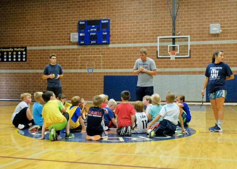 Utah Basketball Camp