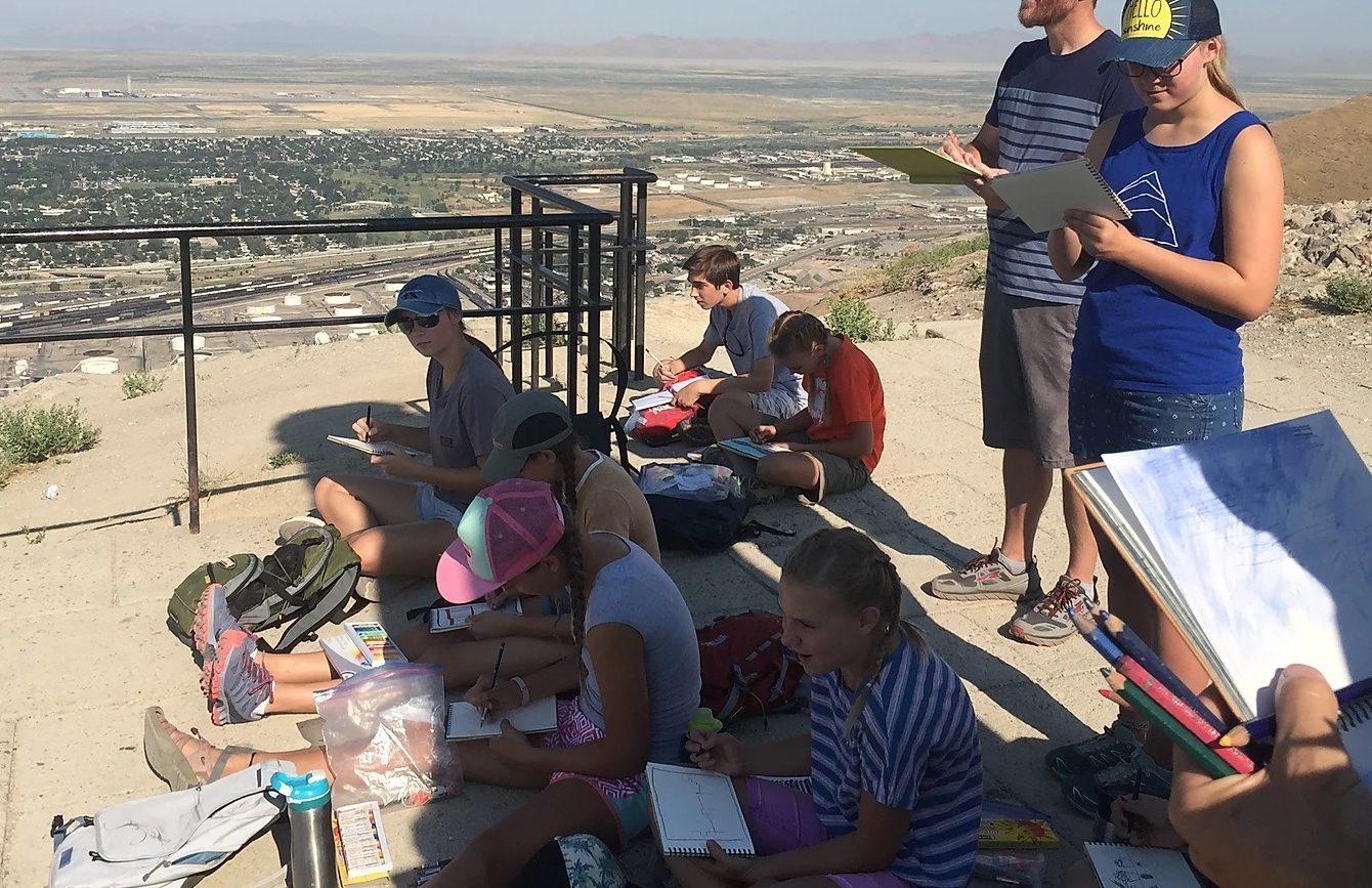 Utah Art Camp